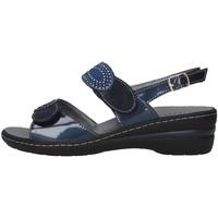 Skor Dam Sandaler Melluso K95721 BLUE