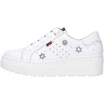 Skor Dam Sneakers CallagHan 14920 WHITE