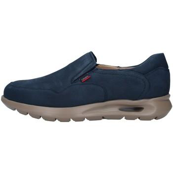 Skor Herr Loafers CallagHan 42602 BLUE