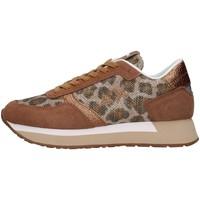 Skor Dam Sneakers Sun68 Z30218 BEIGE