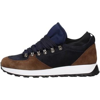 Skor Herr Sneakers Triver Flight 344-02D1 BLUE