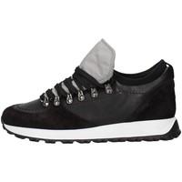 Skor Herr Sneakers Triver Flight 344-02D3 BLACK