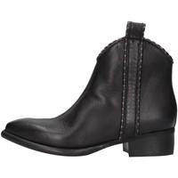 Skor Dam Boots Zoe NEWTOP02/P BLACK