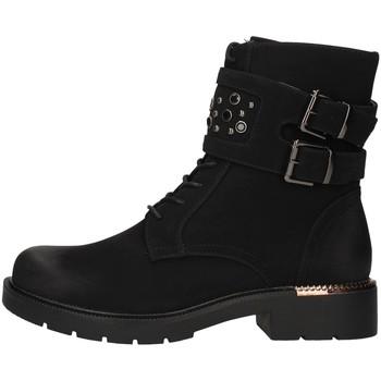Skor Dam Boots Gold&gold GR63 BLACK