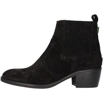 Skor Dam Stövletter Dakota Boots DKT73 BLACK