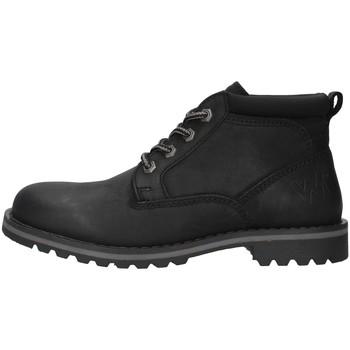 Skor Herr Boots Wrangler WM92150A BLACK
