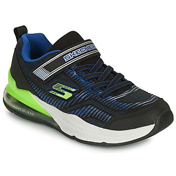 Skor Barn Sneakers Skechers SKECH-AIR BLAST-TALLIXEEL A Blå