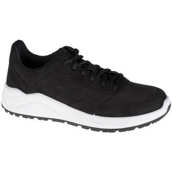 Skor Dam Sneakers 4F OBDL250 Vit, Svarta