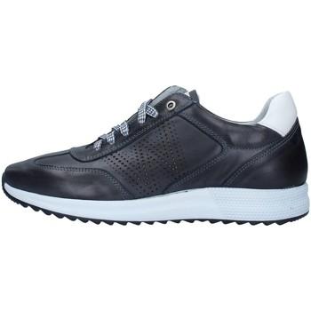 Skor Herr Sneakers Melluso U16233A BLUE