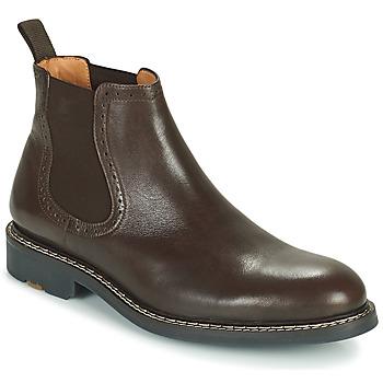 Skor Herr Boots Pellet RAYMOND Brun