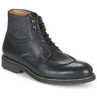 Skor Herr Boots Pellet ROLAND Svart