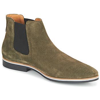 Skor Herr Boots Pellet BILL Kaki