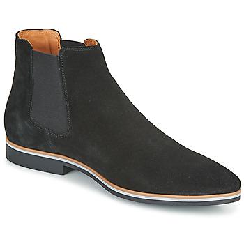 Skor Herr Boots Pellet BILL Svart