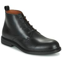 Skor Herr Boots Pellet BAPTISTE Svart