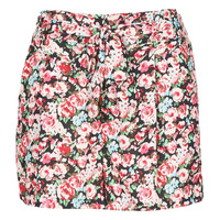 textil Dam Shorts / Bermudas Betty London OULALA Svart / Rosa