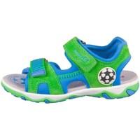 Skor Pojkar Sandaler Superfit Mike 30 Gröna, Blå