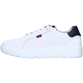 Skor Herr Sneakers CallagHan 45504 WHITE