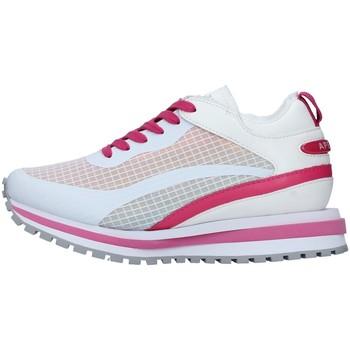 Skor Dam Sneakers Apepazza S1LSD01/NYL WHITE