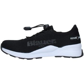 Skor Pojkar Sneakers Blauer S1ANDY01/KNI BLACK
