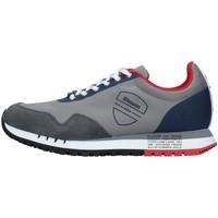 Skor Herr Sneakers Blauer S1DENVER05/RIS GREY