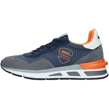 Skor Herr Sneakers Blauer S1HILOXL02/RIP NAVY BLUE