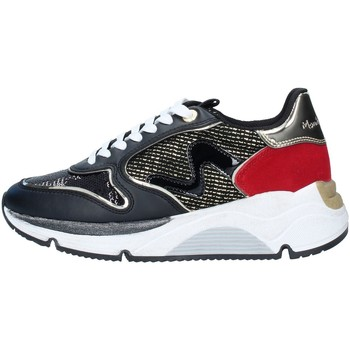 Skor Dam Sneakers Manila Grace W0DS023LU BLACK