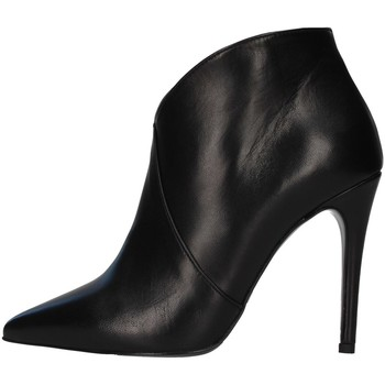 Skor Dam Boots Paolo Mattei 14010 BLACK