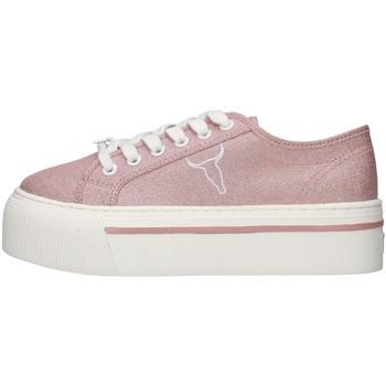 Skor Dam Sneakers Windsor Smith WSPRUBY PINK
