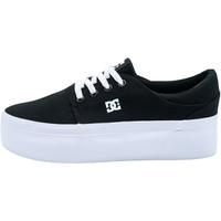 Skor Dam Sneakers DC Shoes Trase Platform Svart