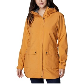 textil Dam Parkas Columbia Here And There Trench Jacket Jaune