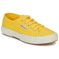 Skor Dam Sneakers Superga 2750 CLASSIC Gul