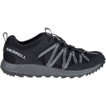 Skor Herr Sneakers Merrell Wildwood Aerosport Gråa, Grafit