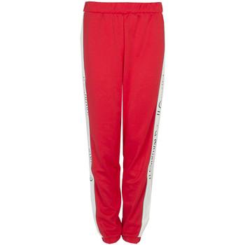 textil Dam Joggingbyxor Juicy Couture  Röd