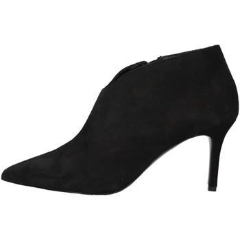 Skor Dam Boots Paolo Mattei 1413 BLACK