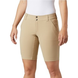 textil Dam Shorts / Bermudas Columbia Saturday Trail Long Short Beige
