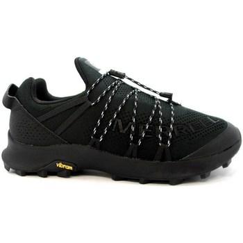 Skor Herr Sneakers Merrell Long Sky Sewn Svarta