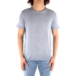 textil Herr T-shirts Blauer 21SBLUM01319 HEAVENLY