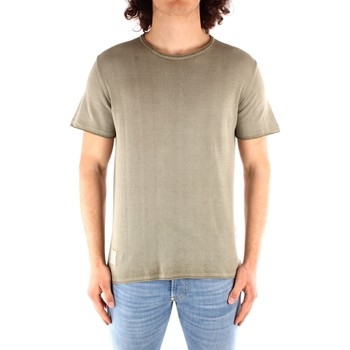 textil Herr T-shirts Blauer 21SBLUM01319 GREEN