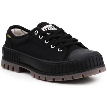 Skor Herr Sneakers Palladium Manufacture Pallashock OG Svarta