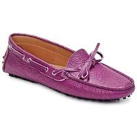 Skor Dam Loafers Etro MOCASSIN 3773 Violett