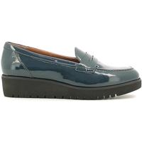 Skor Dam Loafers Marco Ferretti 160660MG 2142 Grön