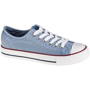 Skor Dam Sneakers Lee Cooper LCW21310308L Blå