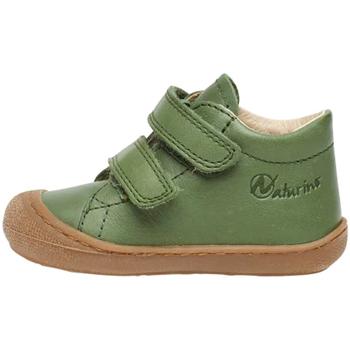 Skor Barn Boots Naturino 2012904 01 Grön