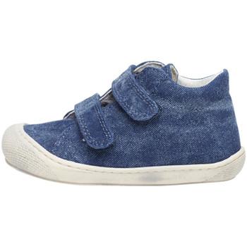 Skor Barn Höga sneakers Naturino 2012904 54 Blå