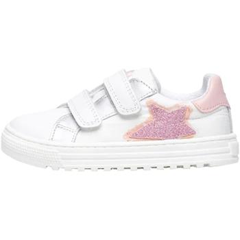 Skor Barn Sneakers Naturino 2015163 01 Vit