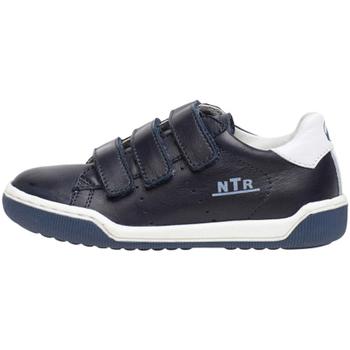 Skor Barn Sneakers Naturino 2014896 01 Blå