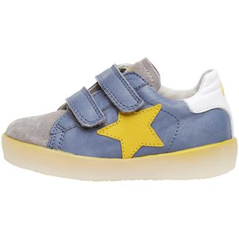 Skor Barn Sneakers Naturino 2014773 01 Grå