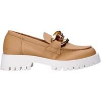 Skor Dam Loafers Grace Shoes 631018 Beige