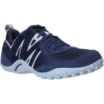 Skor Herr Sneakers Merrell J598439 Blå