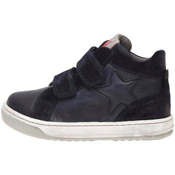Skor Barn Höga sneakers Naturino 2013057 01 Blå